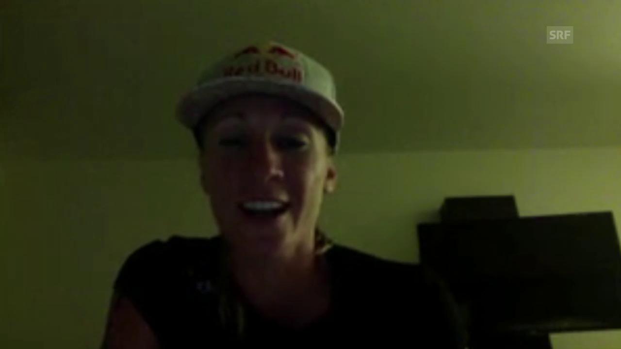 Triathlon: Skype-Interview mit Ironman-Siegerin Daniela Ryf, Saisonausblick