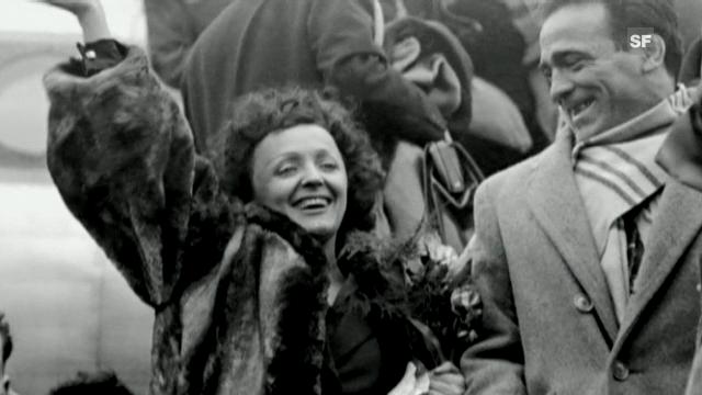 Edith Piaf: «Je ne regrette rien»