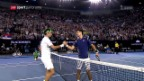 Video «Federer gegen Djokovic: Auferstehung einer alten Rivalität» abspielen