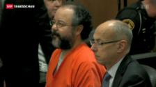 Video «Cleveland-Entführer verurteilt» abspielen