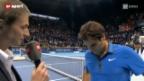 Video «Tennis: Schaltung nach Basel» abspielen