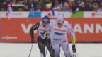 Video «Schweizer Männerstaffel haarscharf an Bronze vorbei» abspielen