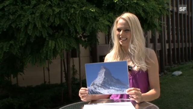«Miss Perfect» 2009: Die «Miss Schweiz»-Kandidatinnen kennen das Matterhorn nicht