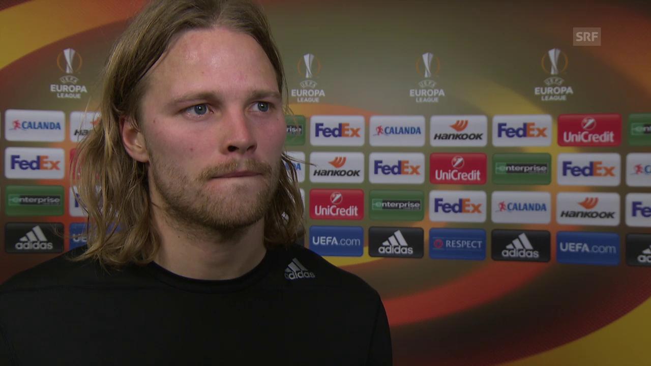 Interview Bjarnason