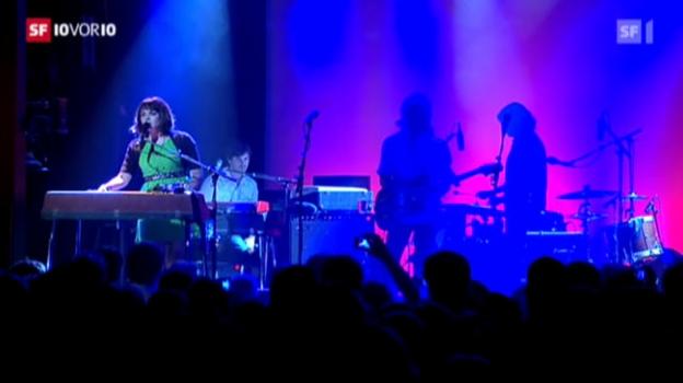 Video «Norah Jones, der Anti-Star» abspielen