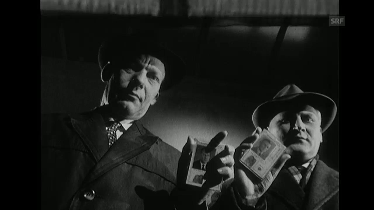 «Unter Einschluss der Öffentlichkeit» (Fernsehspiel 16.3.1960)
