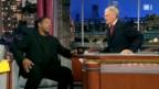 Video «David Letterman & Jimmy Fallon vs. Wirbelsturm «Sandy»» abspielen