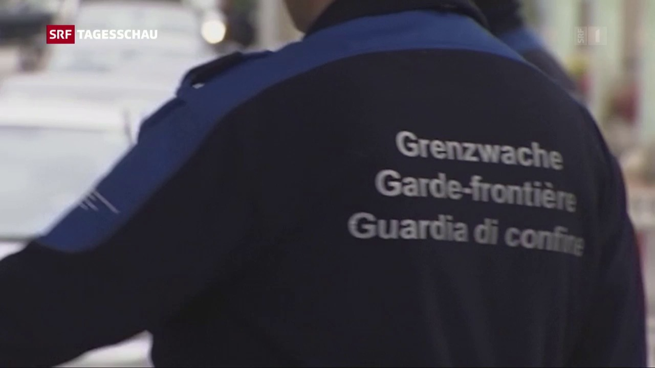 Stehen an der Schweizer Grenze bald private Sicherheitsdienste?
