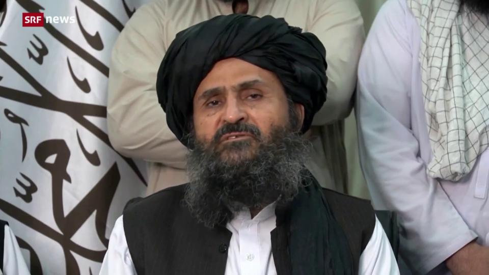 Il vice-schef dals Talibans arriva a Kabul