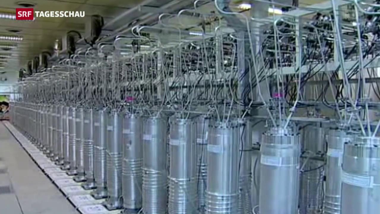 Atomabkommen mit dem Iran