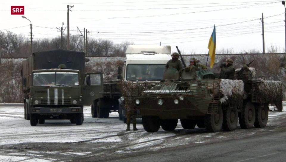 Gipfeltreffen in Minsk