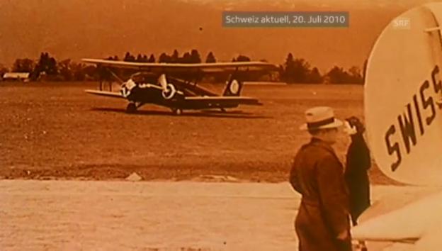 Video «Wunschreportage 4: Gründung Swissair» abspielen
