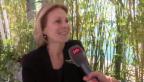 Video «Entspannt: Marthe Keller im Interview» abspielen
