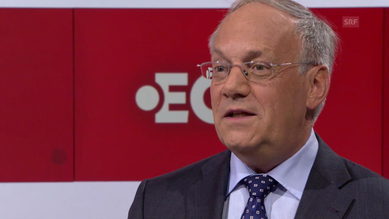 Johann Schneider-Ammann zu seinen Mandaten