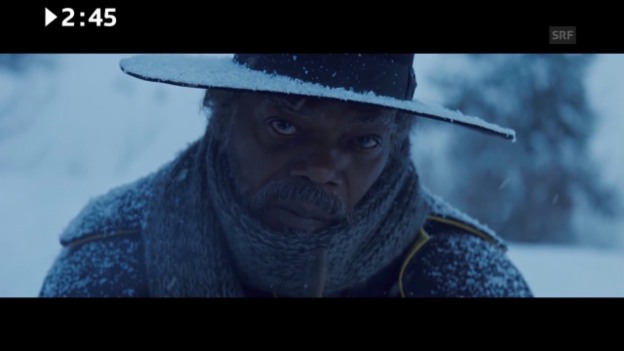 Video «Im Kino: «The Hateful Eight»» abspielen