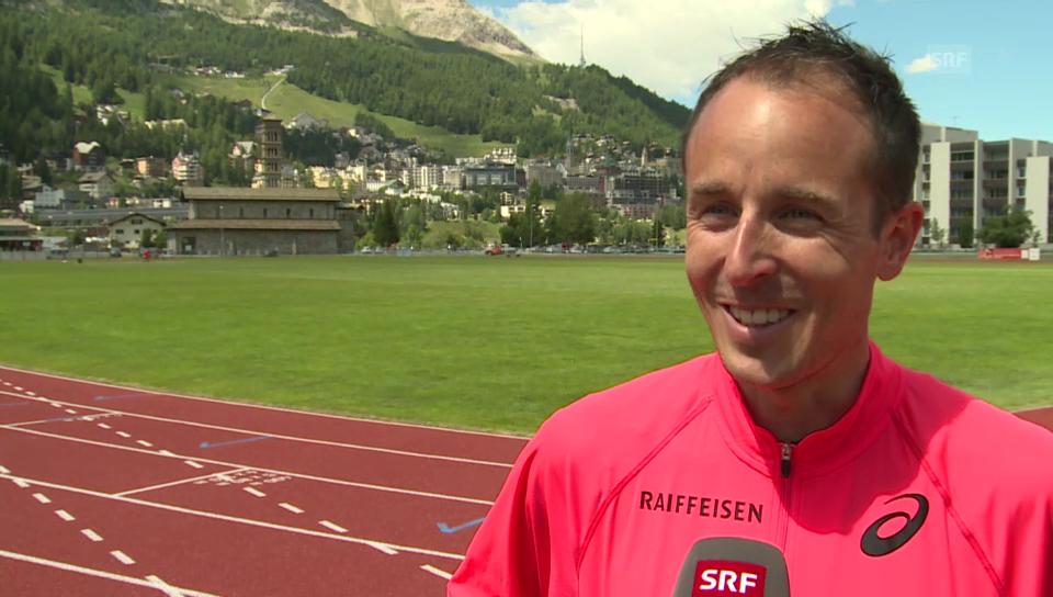 Teil 3: Viktor Röthlin, Marathon