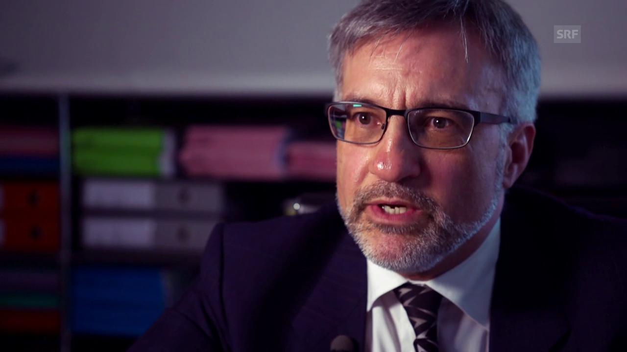 Massimo Aliotta, Rechtsanwalt einer IV-Rentnerin