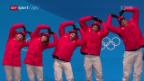 Video «Positive Schweizer Bilanz in Pyeongchang» abspielen