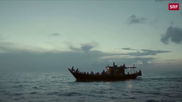 Video TV-Serie soll Asylbewerber abhalten abspielen.