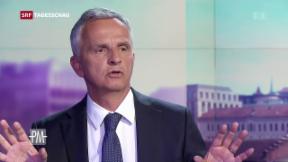 Video «Didier Burkhalter über seinen Rücktritt» abspielen