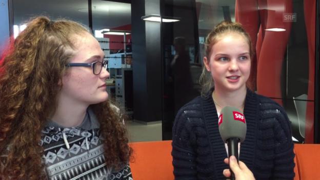 Video «Bei der Jugend nachgefragt: Was machen eigentlich Politiker?» abspielen