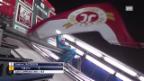 Video «Oberstdorf: 2. Sprung Anders Jacobsen» abspielen