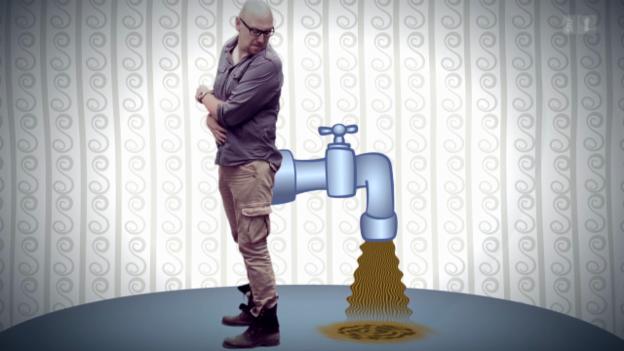 Video «Akuter Durchfall – Lästig, aber kaum lebensbedrohlich» abspielen