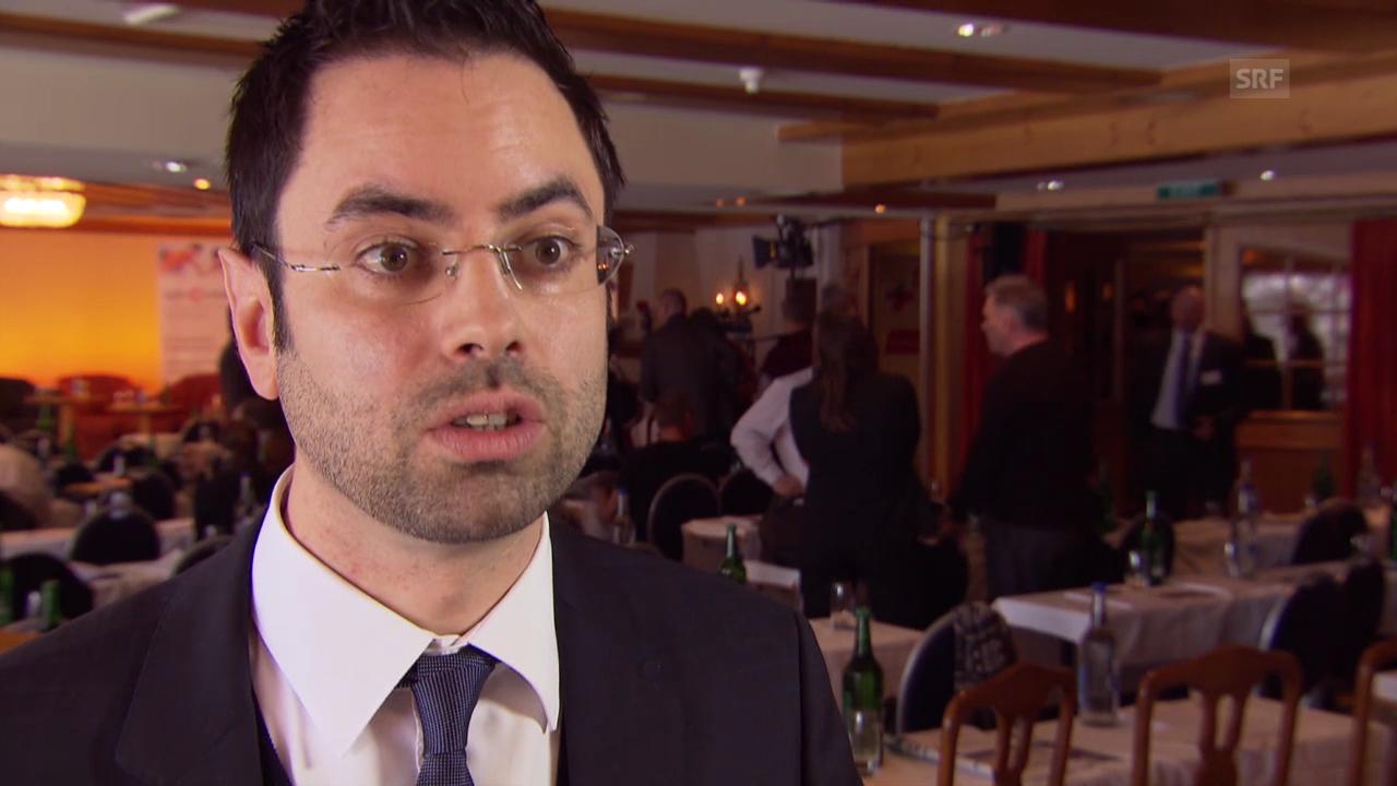 Stefan Vannoni über das Wirtschaftsfach im Lehrplan