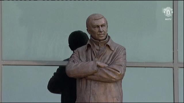 Rücktritt von Alex Ferguson
