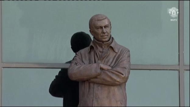 Video «Rücktritt von Alex Ferguson» abspielen