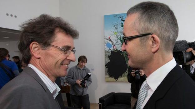 Interview mit SP-Präsident Martin Rüegg (21.4.2013, Patrick Künzle)