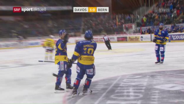 Video «Davos entthront Bern» abspielen
