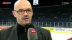 Video «Eishockey: Personalnot bei den ZSC Lions» abspielen