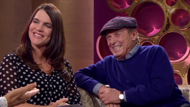 Video «Sarah und Claus Theo Gärtner: Ihre Liebesgeschichte» abspielen