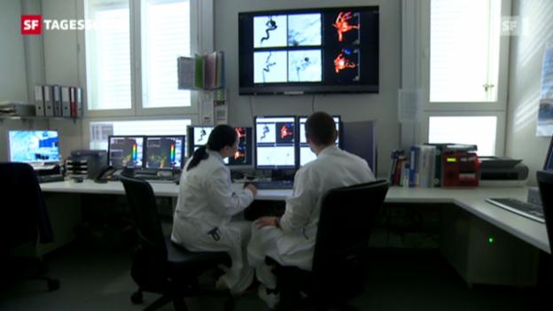 Video «Grosse Spitäler gegen neue Spitalfinanzierung» abspielen