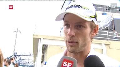Video «Jenson Button ist Formel-1-Weltmeister!» abspielen