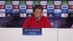 Video «Yakin: «Wir können das Spiel dominieren.»» abspielen