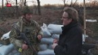 Video «Heftige Kämpfe in der Ostukraine» abspielen