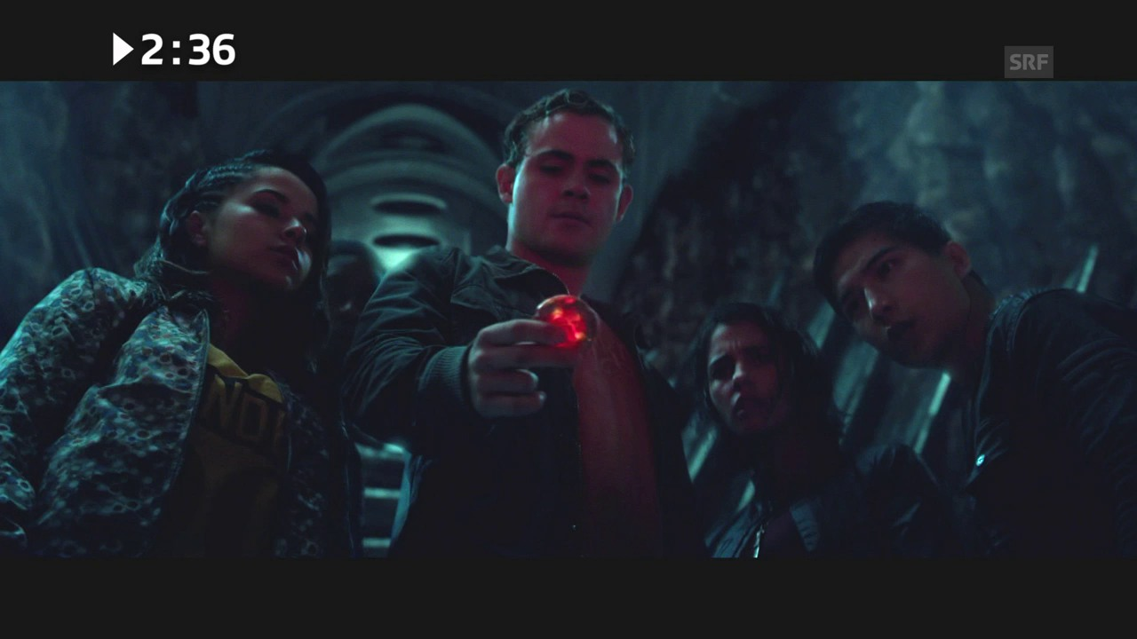 Filmstart diese Woche: «Power Rangers»
