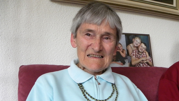Dorothea Zürrer-von Euw über ihr Berufsleben
