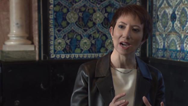 Video «Shereen El Feki über die Rolle der Sexualität» abspielen