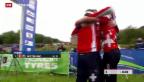 Video «Gold für Schweizer Team an der OL-WM» abspielen