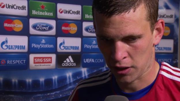 Video «Interview mit Fabian Frei» abspielen
