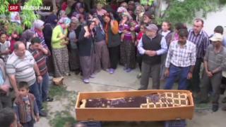 Video «Trauer und Wut in der Türkei» abspielen