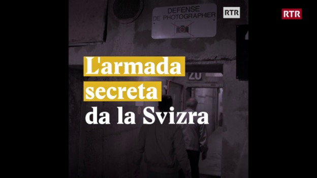 Laschar ir video «Larmada secreta da la Svizra»