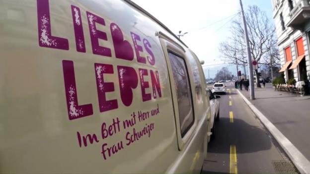 Video «Liebesleben (1/3): Im Bett mit Herr und Frau Schweizer» abspielen