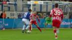 Video «Fussball: Super League, Luzern - Thun» abspielen