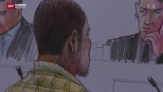 Video «Teil-Freispruch für «Carlos»» abspielen