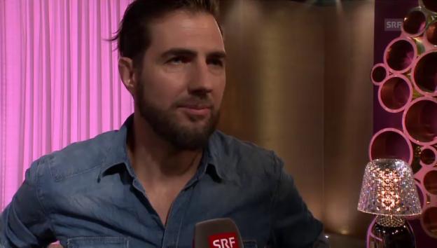 Video «Manu Burkart hat wieder Lust auf die Bühne» abspielen