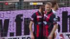 Video «Xamax marschiert weiter Richtung Super League» abspielen